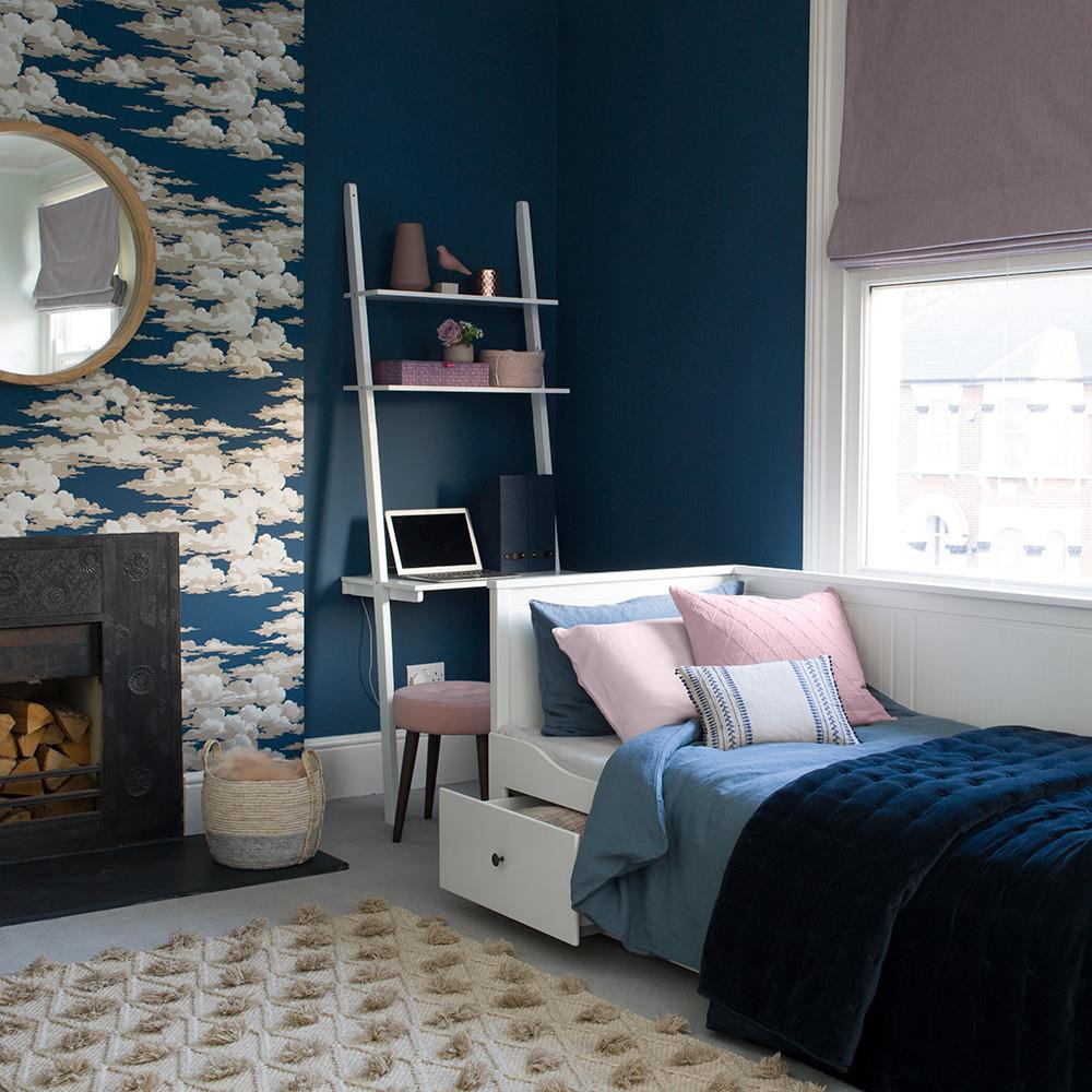 какого цвета обои для спальни лучше