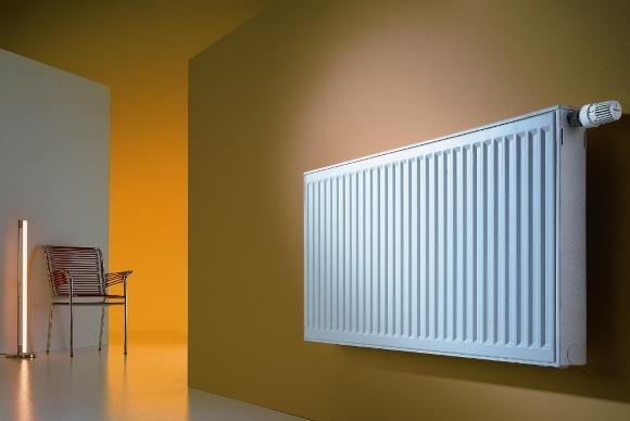 Литой биметаллический радиатор