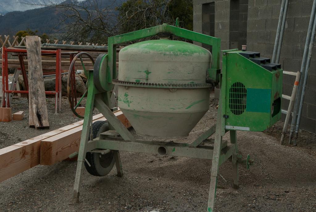 правила замеса бетона